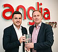Anglia Components named UK Distributor of the Year by Panasonic