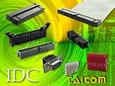 Taicom's extensive range of Insulation Displacement Connectors (IDC)
