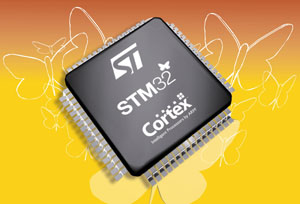 STMicroelectronics expands STM32 options with lower flash