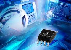 Компания STMicroelectronics представила новую версию микросхемы энергонезависимой флэш-памяти (EEPROM) M95256 SPI.