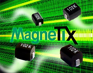 Magnetix surface mount inductors suit many applications