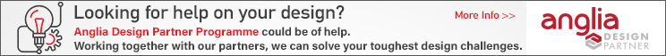 Looking for help on your design? Anglia Design Partner Programme could be of help.