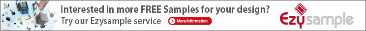 Interested in more FREE samples for your design? Click here to try our Ezysample service.